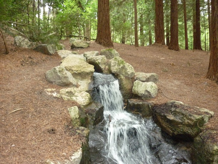 Water feature, Centre Parcs, Longleat #CPFamilyBreaks