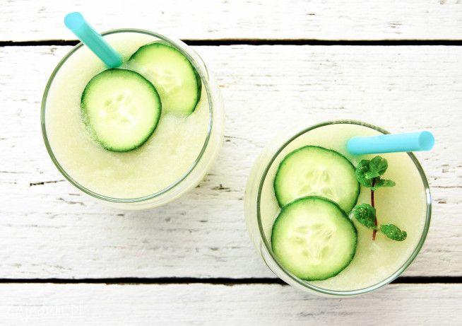 #melon #cytryna #ogórek #miód