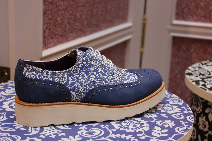 Grenson x Liberty Spring 2016 | The PlasticBoy