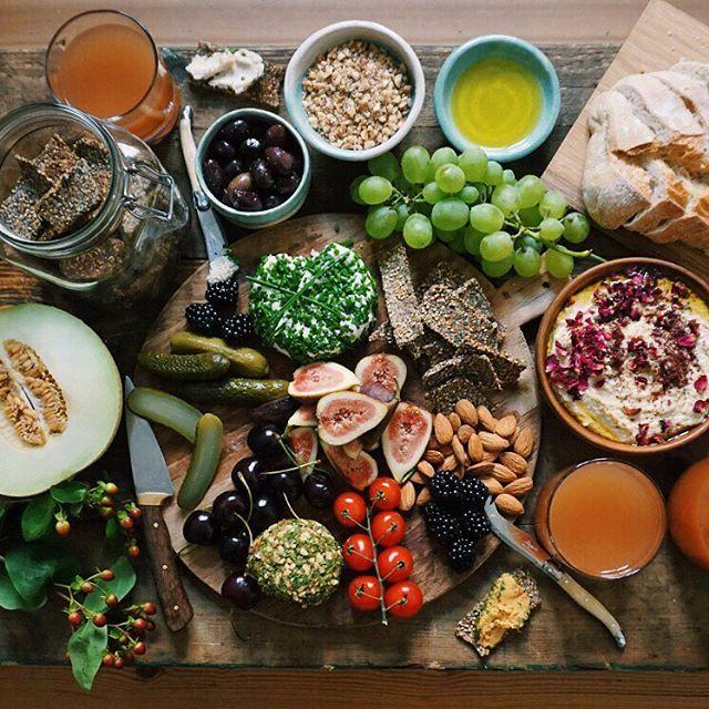 The Ultimate Vegan Antipasti