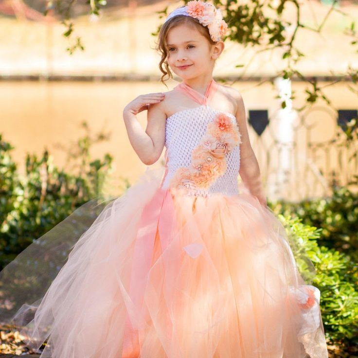 Mädchen Kleid Marion