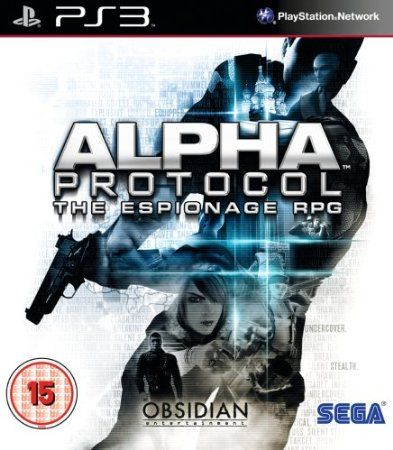 PS3 SEGA Alpha Protocol $11.99   Your #1 Source for Video Games, Consoles & Accessories! Multicitygames.com