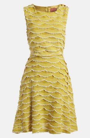 I.Madeline Гребешок Fit & Flare платье $ 88,0 Аннетт