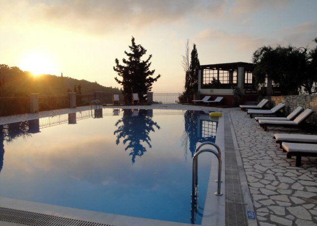 Villa Bella Vista, Paxos, Greece http://www.fougarostravel.com/