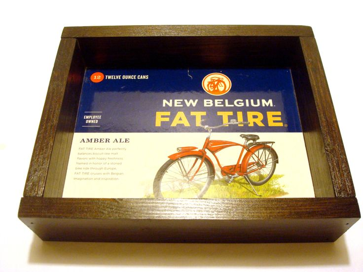 Handcrafted New Belgium Fat Tire Beer Tray - Home Decor, Bar Decor, Valet Tray by TexasTieDyeGuy on Etsy