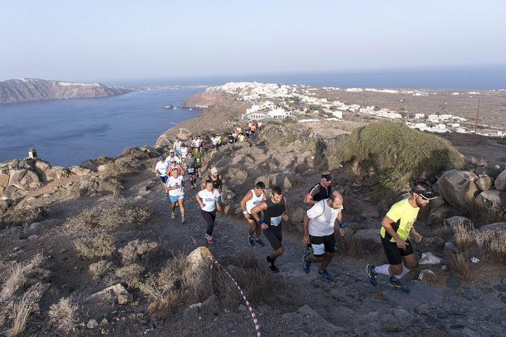 'Santorini Experience 2016': October Becomes Sports Tourism Month on Santorini