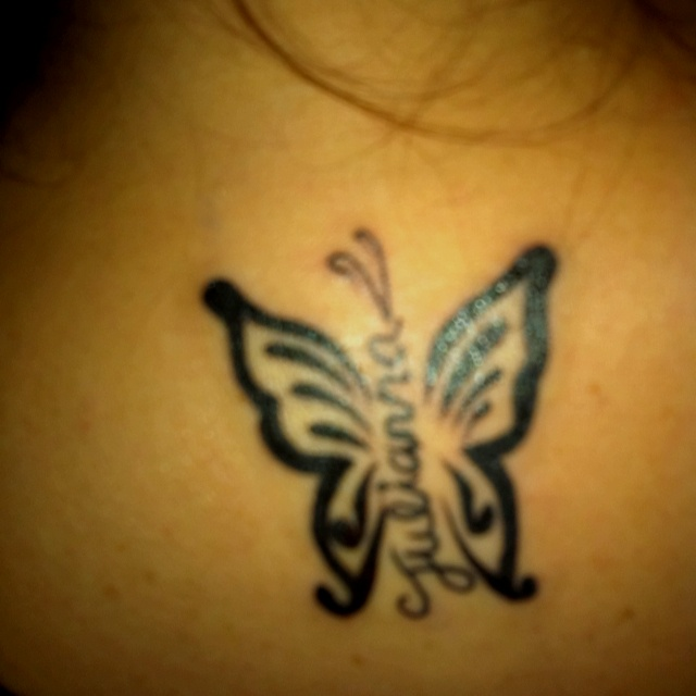 25 Unique New Beginning Tattoo Ideas On Pinterest: 25+ Best Ideas About Butterfly Tattoos With Names On