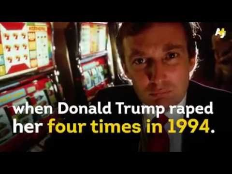 Donald Trump Child Rape Lawsuit - Court date -October 14th, 2016