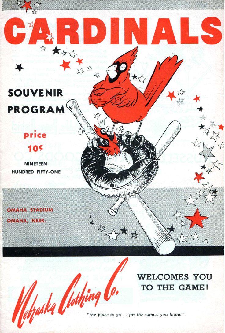 Nebraska Minor League Baseball; Western League 1951.  Ken Boyer at 3rd base.   And Earl Weaver too!