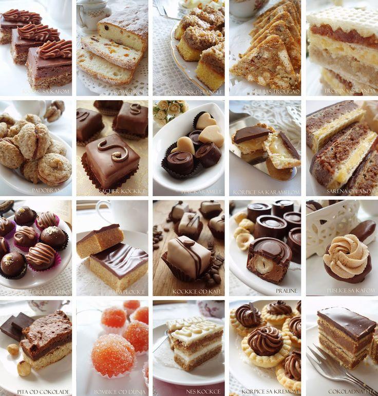 La cuisine creative: Slatka kolekcija 3.