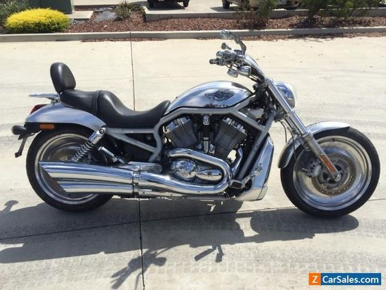 HARLEY DAVIDSON VROD ANNIVERSARY 04/2003 MODEL PROJECT MAKE AN OFFER #harleydavidson #vrod #forsale #australia