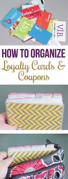 267 best how to use coupons images on pinterest apps to save how to organize store loyalty cards and coupons fandeluxe Gallery