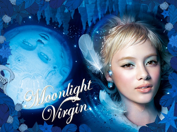 "MAJOLICA MAJORCA 2013 Summer ""Moonlight Virgin""  Visual / マジョリカ マジョルカ 2013年 夏 ""Moonlight Virgin"" ビジュアル"