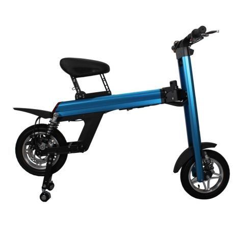 scooter lectrique t8d 25 km h et 70 km d 39 autonomie. Black Bedroom Furniture Sets. Home Design Ideas