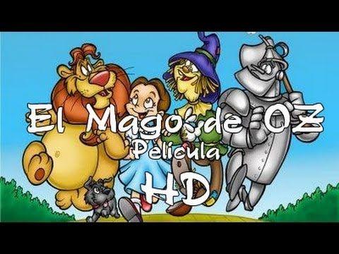 Cuentos infantiles: El Mago de Oz - pelicula dibujos HD Castellano