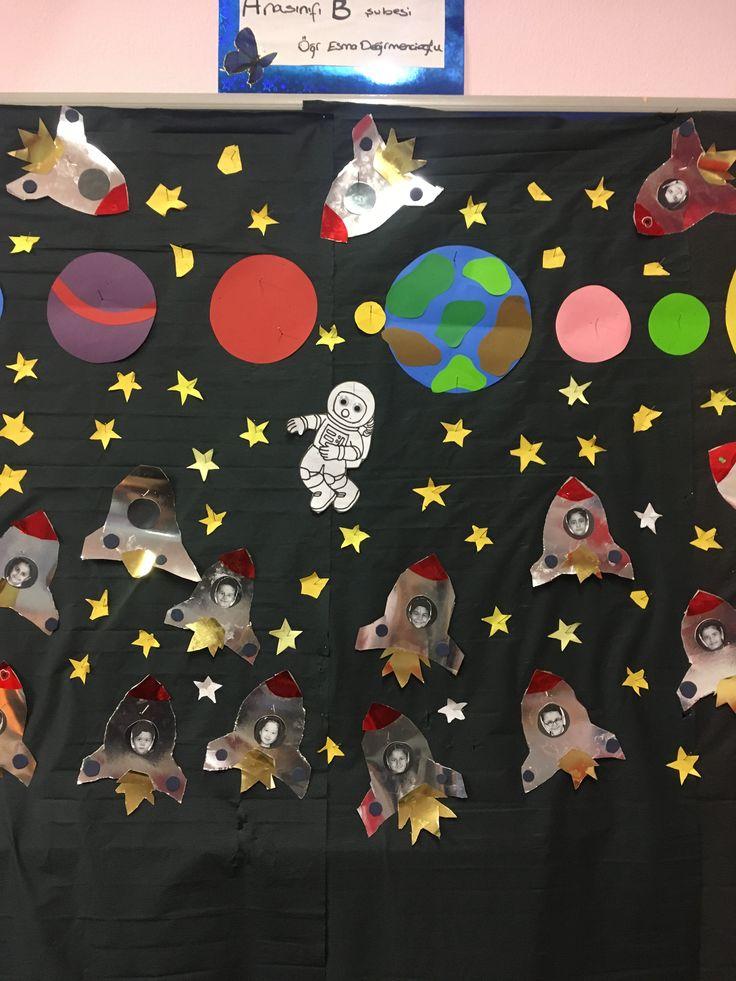 #space #planet #preschool #activities #okulöncesi