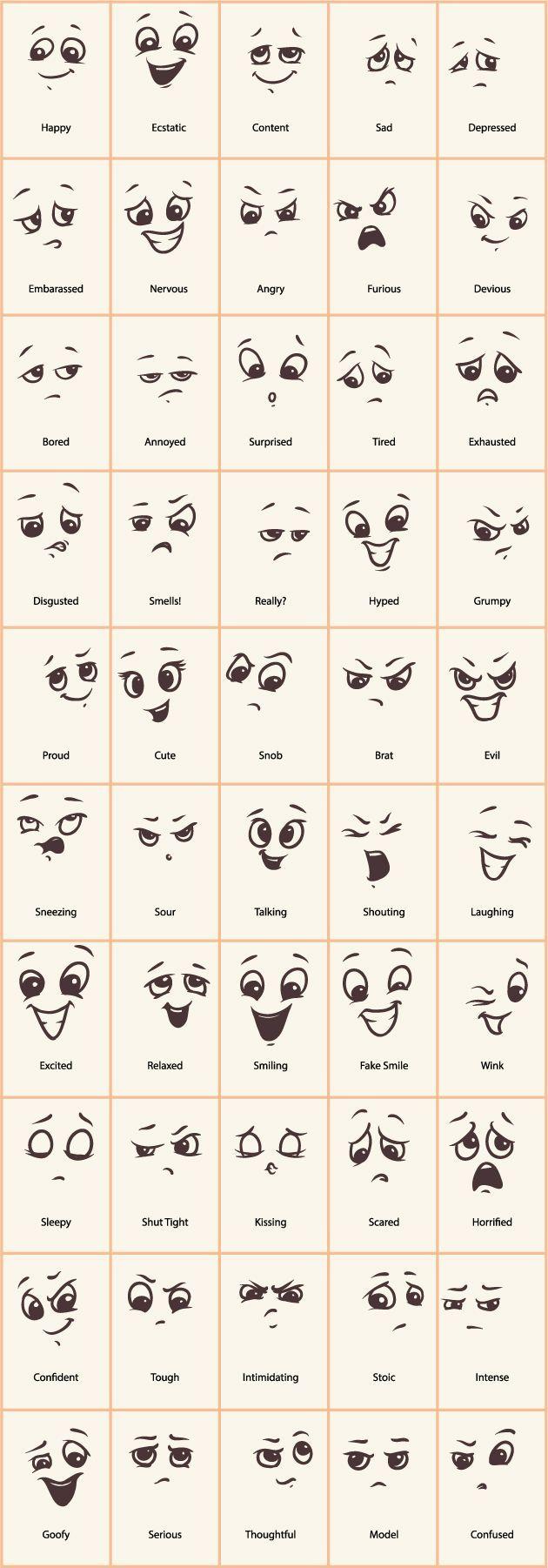 Hand drawn funny expressions vector icons - https://gooloc.com/hand-drawn-funny-expressions-vector-icons/?utm_source=PN&utm_medium=gooloc77%40gmail.com&utm_campaign=SNAP%2Bfrom%2BGooLoc