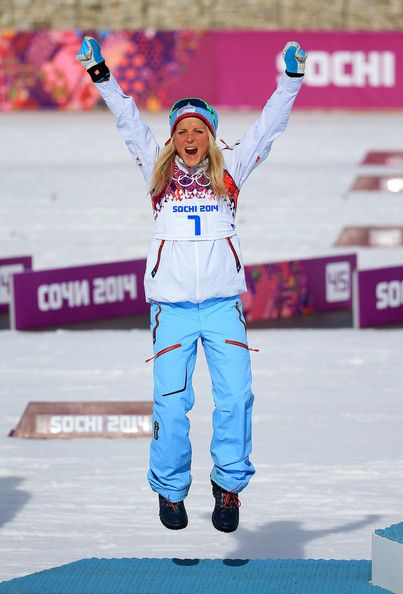 Therese Johaug Pictures - Cross-Country Skiing - Winter Olympics Day 15 - Zimbio