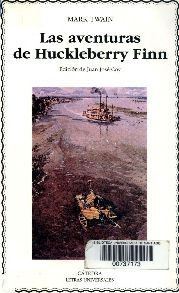 """Las aventuras de Huckleberry Finn-Mark Twain-1885. No ano da súa publicación, varias bibliotecas de Nova Inglaterra decidiron excluílo dos seus estantes, e en anos mais recentes moitas universidades dos Estados Unidos dos seus programas de literatura, polo carácter e a linguaxe politicamente incorrecta do seu protagonista. Especialmente polémico resulta nese país o emprego no libro do termo """"nigger"""" para referirse aos afroamericanos. Exemplares: ENG.LT 593, ENG.LT 592 (castelán)"""