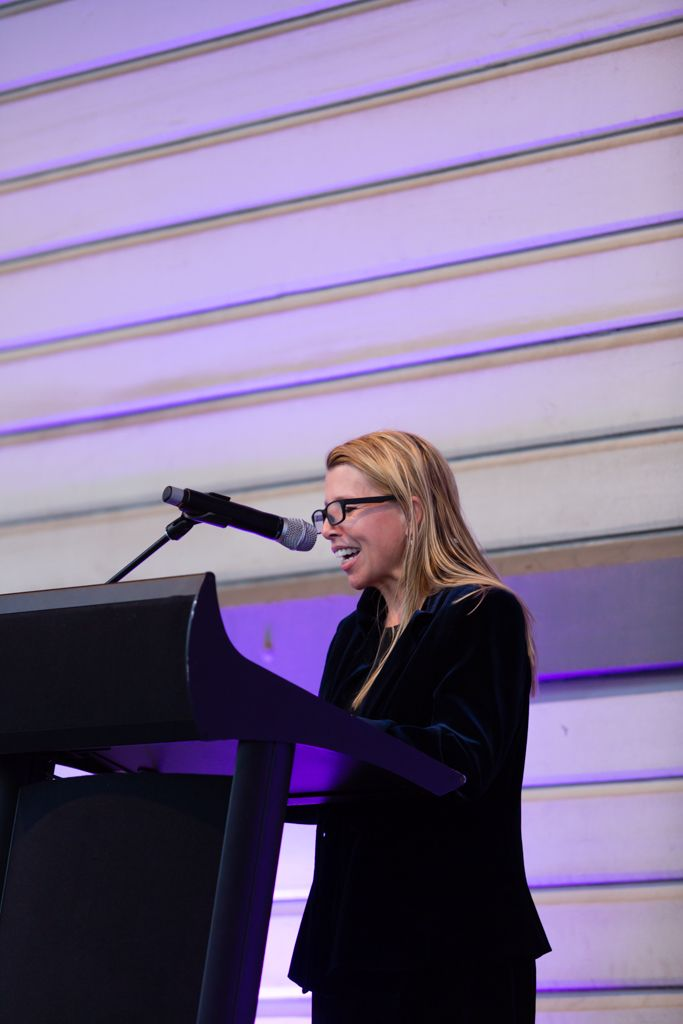 Brigid Kennedy - Director of Simmer on the Bay. Walsh Bay Arts Table 2015 with Walsh Bay Arts and Commerce, Gondwana Choirs and Simmer on the Bay. Diabolique Photography