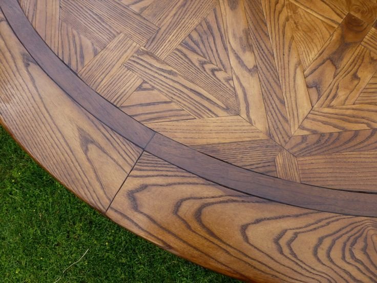 23 best images about Custom Made Australian Parquetry Dining