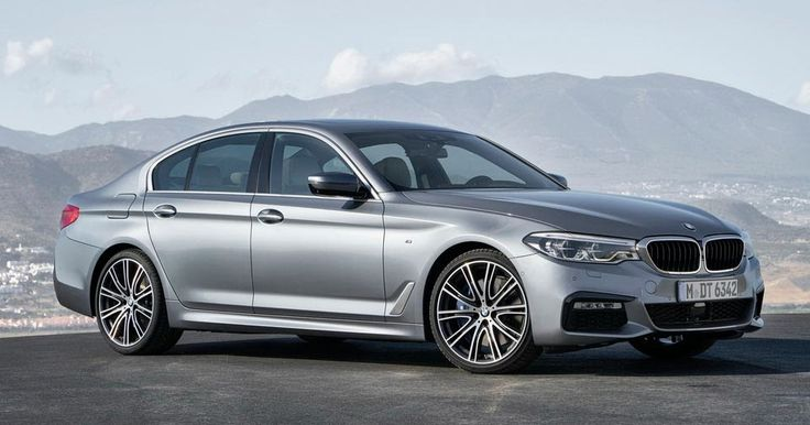 2017 BMW 5-Series Kicks Off At $52,195 In The USA #BMW #BMW_5_Series