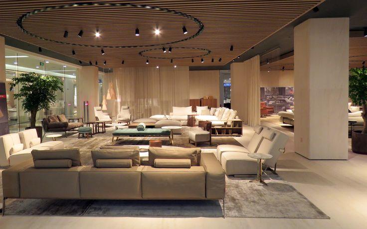 New opening: flagship store FLEXFORM in Chengdu, China