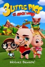 drei kleinen Schweinchen, Melanie, Danny und Bobby, sind beste Freunde und Sehnsucht nach Abenteuer. Eines Tages finden sie eine Schatzkarte, die sie ...