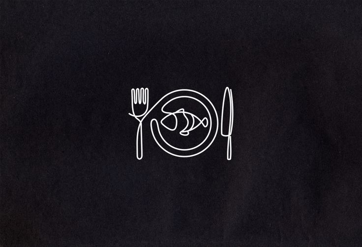 A logo for a restaurant.