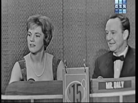 What's My Line (mystery guest Julie Andrews who was not yet a movie star)