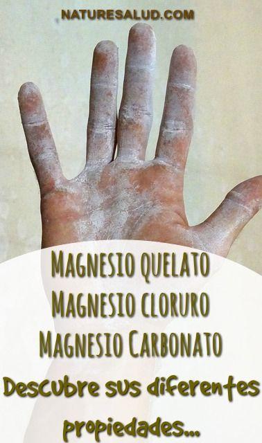 El magnesio es un mineral muy importante para la vida porque interviene en una gran cantidad de procesos en el organismo, sus propiedades terapéuticas son innumerables y su acción depende de la presentación de la sal de magnesio, por eso una dieta equilibrada y variada contribuye a que mantengamos los niveles adecuados de los diferentes formatos de magnesio, muy conocido por su acción sobre: