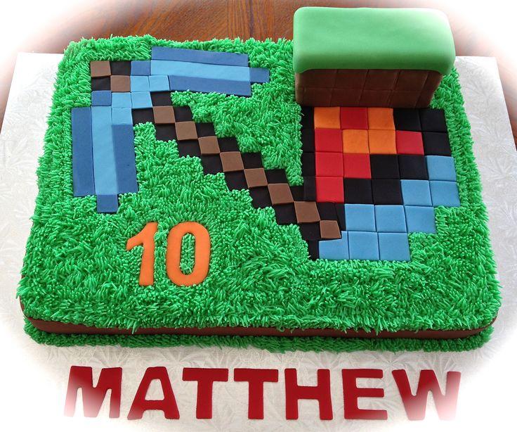 67 best Minecraft Party Ideas images on Pinterest Birthdays
