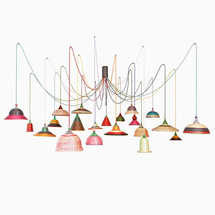 PET Lamp Chandelier - The ICONIST