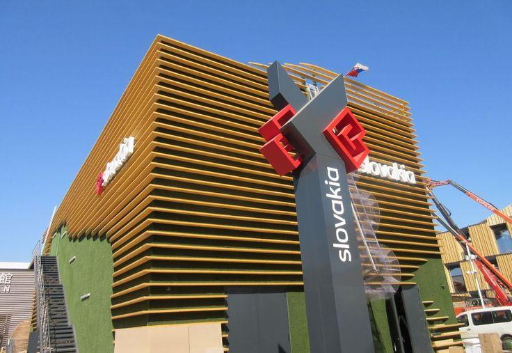 Slovenský pavilón pre Expo 2015