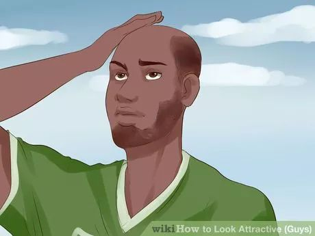 how to look attractive to guys