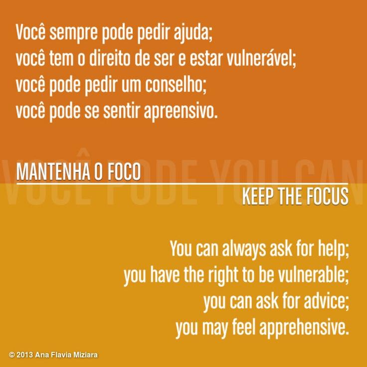 1 Focus