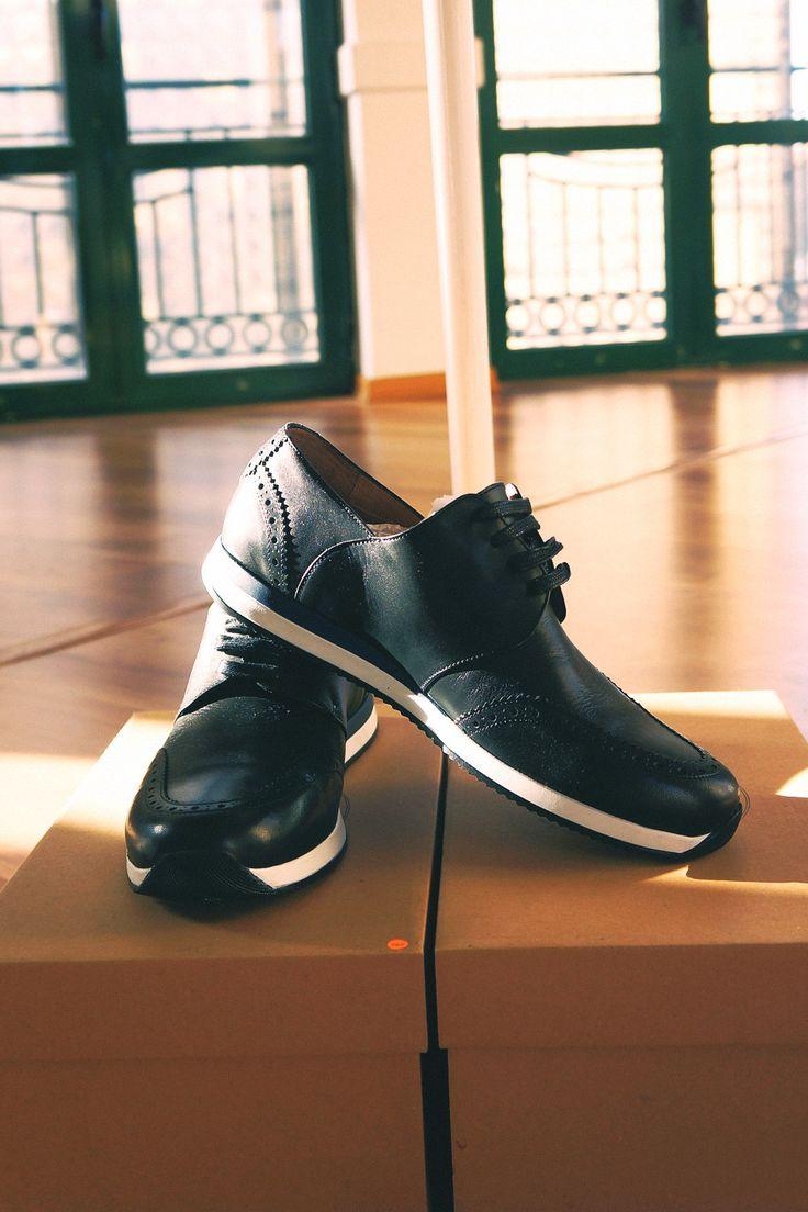 SOULLAND - DFA SNEAKER – BLACK #fashion #men #shoes #soulland