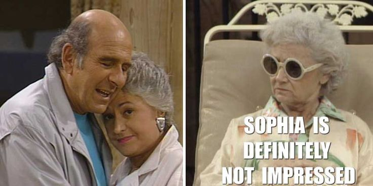 Sophia Petrillo from The Golden Girls is Not Impressed | Oh, Snap! | Oh My Disney