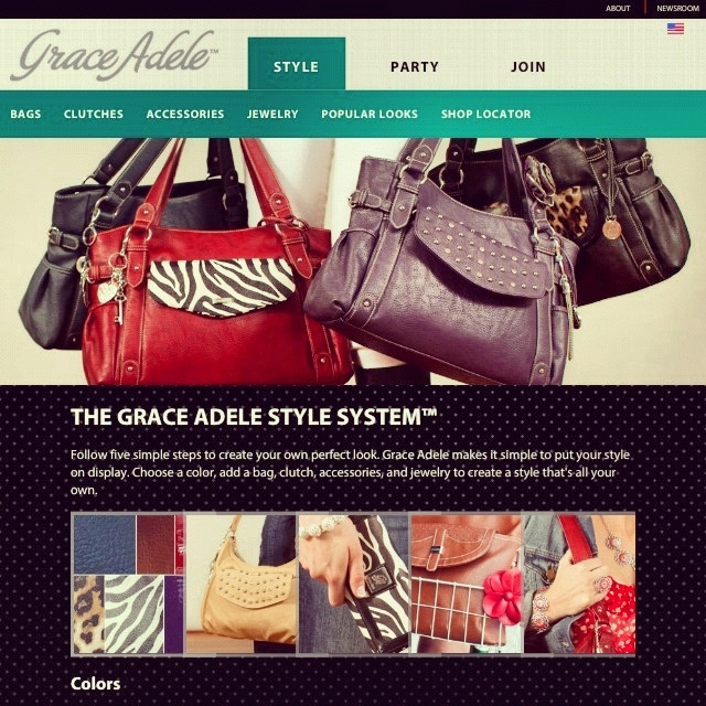 Shop Grace Adele Introducing Grace Adele! Https://edson.graceadele.ca I'm a rep- it's a great product, plus I am expanding my team!