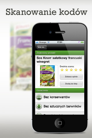 Listonic - barcode scanning & extended packaging