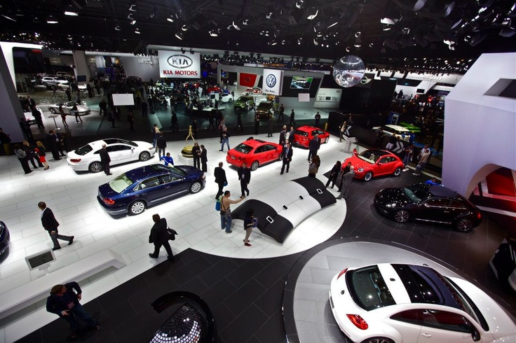 2012 North American International Auto Show: Vw Autos, International Autos, Autos Show