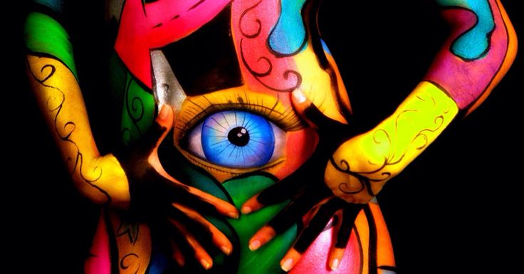 Stigmata Body Paint Colombia