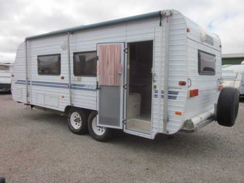 """Hi Guys  over the net few weeks i will post some caravan buying tips here  ( 1 ) Always view a caravan for sale soon after it rains - This way you will see whether or not it leaks - Check in all corners for dampness - Move cushions & mattress""""s & check for dampness             Peter Hebberman Aldinga Beach Motorhomes & Caravans  1300 980 852 $0.00 AUD"""