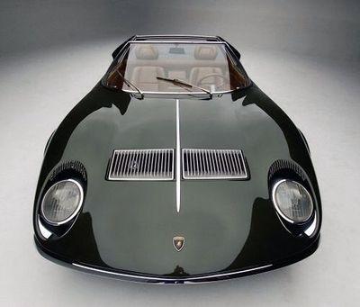 pinterest.com/fra411 #Lamborghini Miura