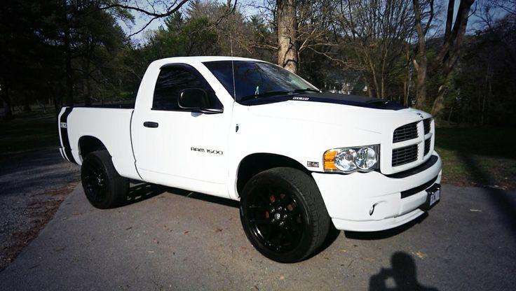 2005 dodge ram 1500 great white trucks pinterest dodge ram 1500 dodge rams and dodge - White Dodge Truck 2005