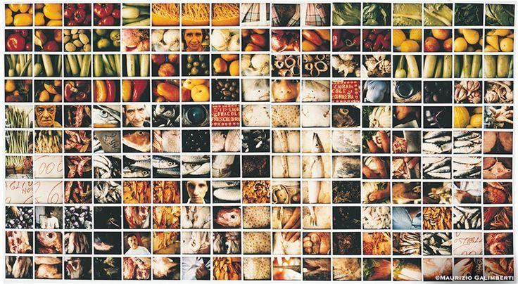Maurizio Galimberti: 'Food Photography? I Prefer Eating Food' #food #recipes #spiralizer
