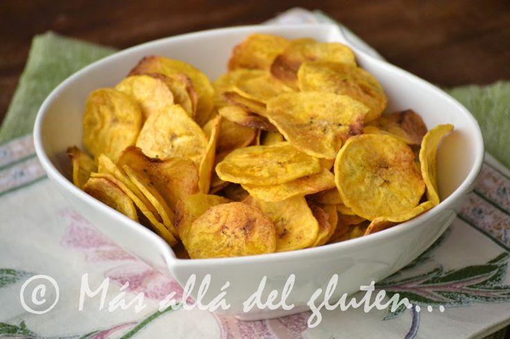 Libre de gluten   Libre de lácteos   Libre de azúcar     Permitido en la Dieta GFCFSF   Receta Vegana     Ya he hecho chips de papa (...