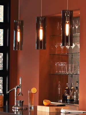 bar with three pendants tech lighting line voltage pendants brand lighting discount lighting call brand lighting sales to ask for your best price