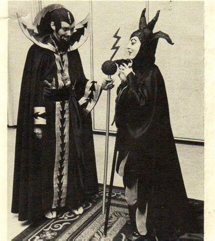 Vintage Cosplay Pictures