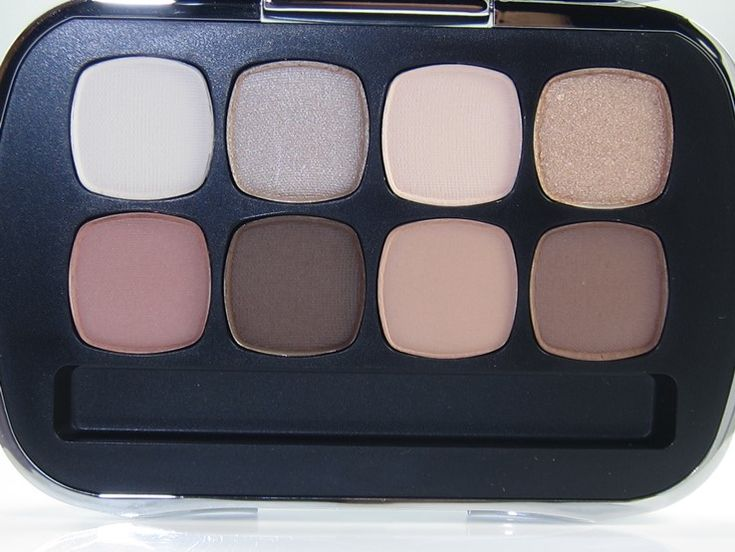 Bare Minerals The Suede Neutrals Ready Eyeshadow Palette